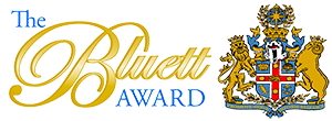 AR Bluett Award logo
