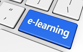 e-Learning graphic