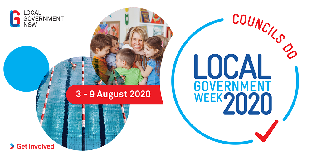 Local Government Week 2020 banner